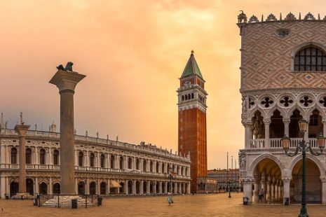 Venice Virtual Reality Tour and Panoramic Photography
