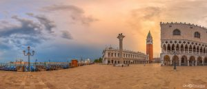 Piazza San Marco in Venice Virtual Reality Tour by Jean-Pierre Lavoie