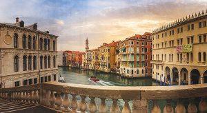 Venise Visite en réalité virtuelle et photographie panoramique